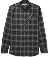 Givenchy Checked Cotton Shirt