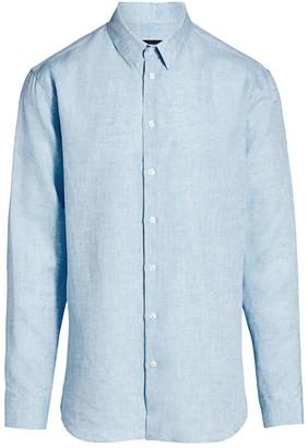Giorgio Armani Twill Sport Shirt