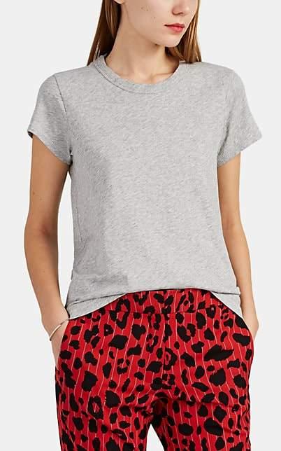 Rag & Bone Women's Cotton T-Shirt - Gray
