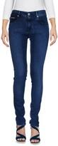 Care Label Denim pants - Item 42616402