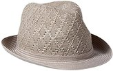Collection XIIX Women's Color Expansion Fedora Hat