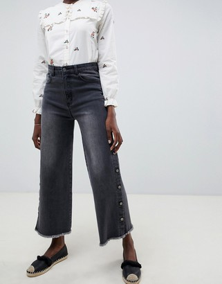 Current Air Side Fasten Jeans