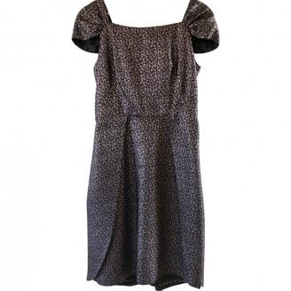 Martin Grant Black Dress for Women