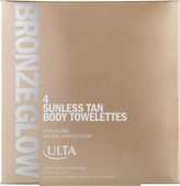 Ulta Bronze Glow Sunless Tan Body Towelettes