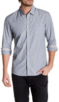 Quiksilver Long Sleeve Print Modern Fit Shirt
