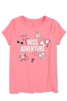 Kate Spade Toddler Girl's Miss Adventure Tee