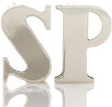 Godinger Letters Salt & Pepper Shakers