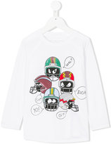 Stella McCartney Max longsleeved T-shirt - kids - Cotton - 2 yrs