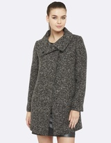 Oxford Rosaline Funnel Collar Coat