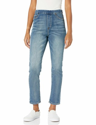 Tribal Women's Pull ON HIGH Rise Slim