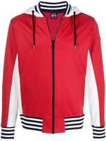 Colmar zip-front hoodie