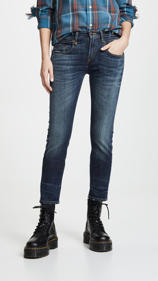 R 13 Biker Boy Jeans