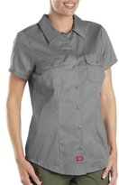 Dickies Women's Short-Sleeve Work Shirt