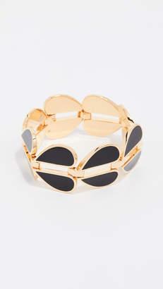 Kate Spade New York Heritage Spade Heart Link Bracelet