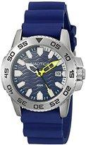Nautica Men's NAD12527G NSR 20 Analog Display Quartz Blue Watch