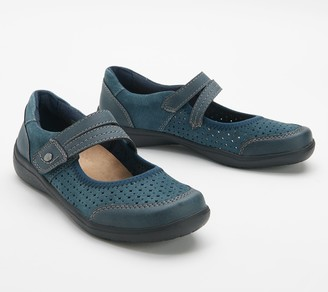 Earth Origins Suede Mary Jane Shoes - Paxton Pita