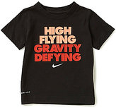 Nike Little Boys 2T-7 High Flying Gravity Defying Short-Sleeve Tee