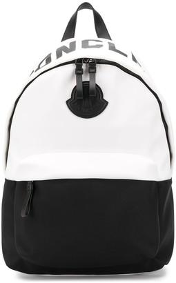 Moncler Pierrick colour-block backpack