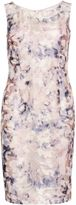 Gina Bacconi Soft water colour mesh dress