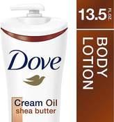 Dove Body Lotion Cream Oil Shea Butter