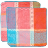 Garnier Thiebaut Mille Wax Argile Cushion Covers (Set of 2)
