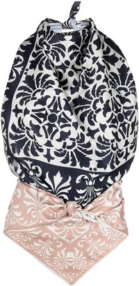 Jejia Paisley Halter-Neck Top