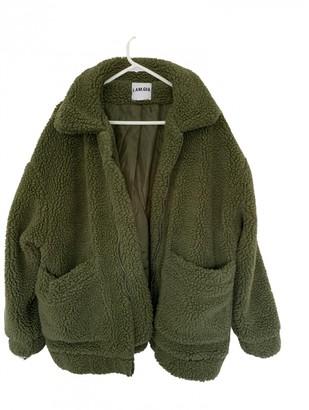 I.AM.GIA Khaki Polyester Coats