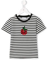 Dolce & Gabbana striped T-shirt