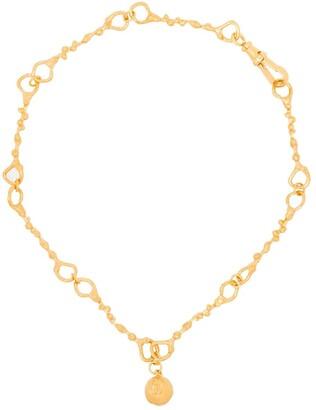 Alighieri Circular Pendant Necklace