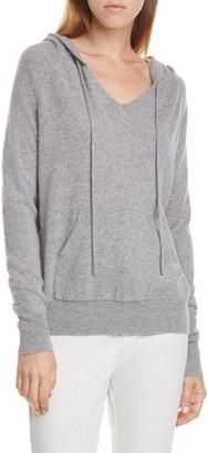 Nili Lotan Albany Cashmere Hoodie Sweater