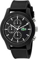 Lacoste Men's 2010821 12.12 Analog Display Japanese Quartz Watch