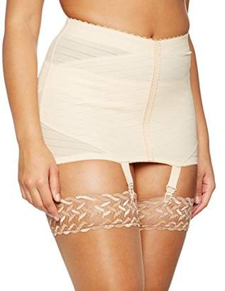 Naturana Women's Firm Control Panty Girdle Brief,22 (Size:4XL)
