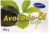 Smallflower Avocado Oil Soap by Kappus (100g Bar)