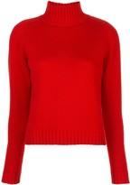 The Elder Statesman Highland turtleneck cashmere jumper
