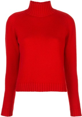 The Elder Statesman Highland turtleneck cashmere jumper