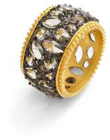 Freida Rothman Women's Cigar Band Ring