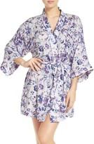 Nordstrom Women's 'Sweet Dreams' Print Robe