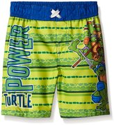 Nickelodeon Boys' TMNT Toddler Trunk