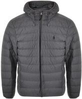 Ralph Lauren Down Jacket Grey