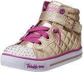 Skechers Twinkle Toe Heart and Sole Light Up Sneaker (Little Kid/Big Kid)