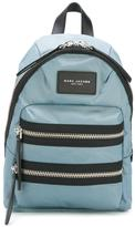 Marc Jacobs 'Biker' backpack - women - Leather/Nylon - One Size