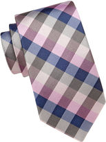 STAFFORD Stafford Core Gingham Tie