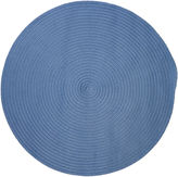 Colonial Mills Nantucket Reversible Braided Indoor/Outdoor Round Rug