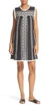 Sea Women's Geometric Stripe Shift Dress