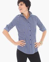 Chico's Classic Geometry Shirt