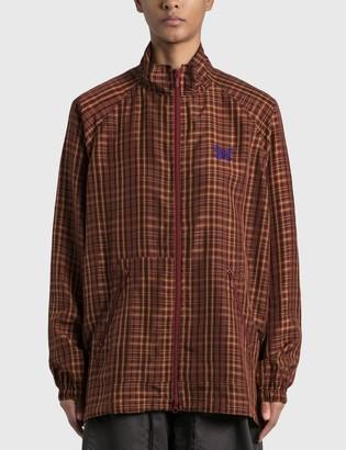 Needles Jog Jacket - Cupra Plaid Cloth