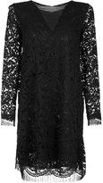 ADAM by Adam Lippes lace shift dress - women - Cotton - 0