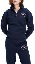 Tommy Jeans Half-Zip Sweatshirt
