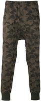 Neil Barrett classic track pants - men - Cotton/Polyester - 46