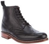 Grenson brogue boot